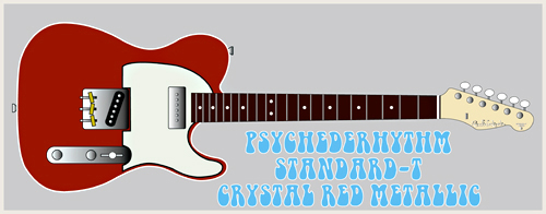 5月下旬に「Crystal Red MetallicのSTD-T」を発売!_e0053731_1714845.jpg