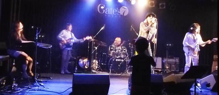 2014年5月4日、カラフルどんたくライブ@Gate\'7、第2部のライブレポ♪_e0188087_22342921.jpg
