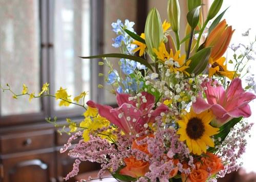 2014年母の日の贈り物♫_b0105897_225541.jpg