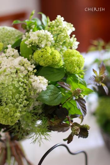 手作りのお花をお母様へ_b0208604_22163983.jpg