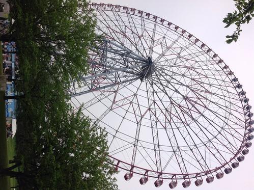 葛西臨海公園、その2。日本最大の観覧車。_e0057018_21322950.jpg