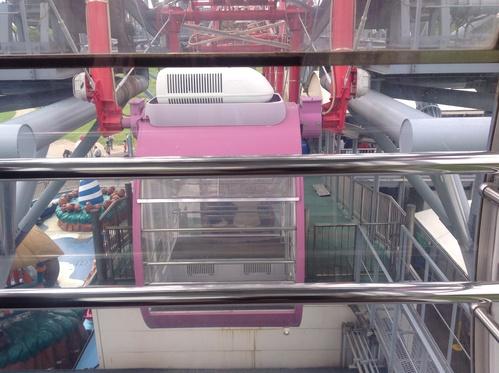 葛西臨海公園、その2。日本最大の観覧車。_e0057018_21364967.jpg