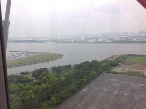 葛西臨海公園、その2。日本最大の観覧車。_e0057018_2140519.jpg