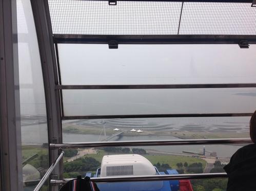 葛西臨海公園、その2。日本最大の観覧車。_e0057018_21413446.jpg