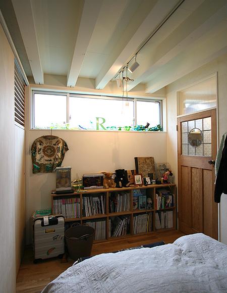 寝室のインテリア @世田谷M邸_d0017039_16171296.jpg
