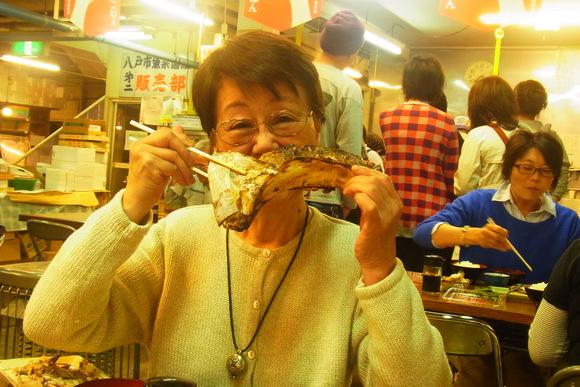 八戸市営魚菜小売市場に vol.おしまい。_b0207642_20294144.jpg