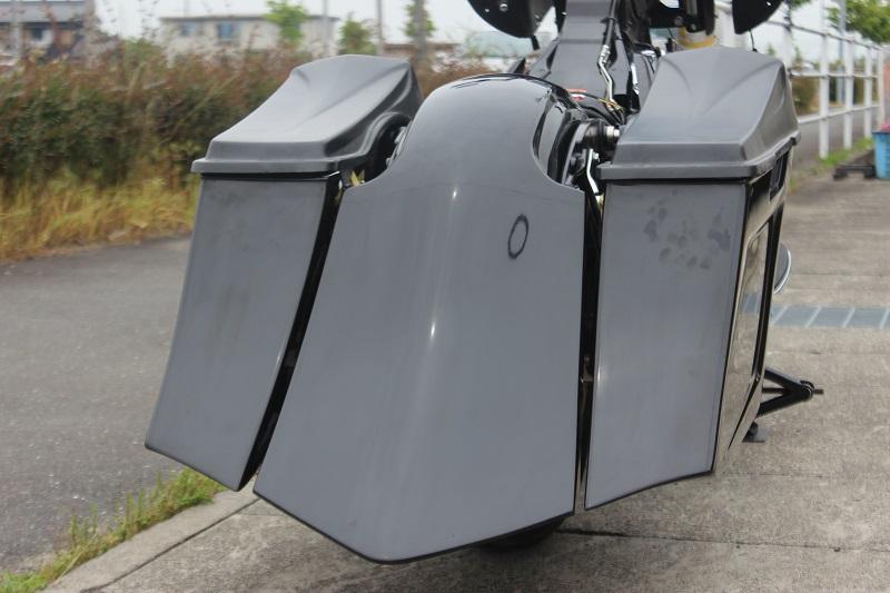 NEW BAGGER Kit DUCK TypeⅡ試作品完成!!!_a0277884_16081066.jpg