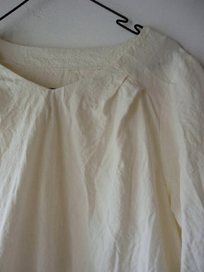** R*R リネンのチュニックとシャツ **_d0147488_14135070.jpg