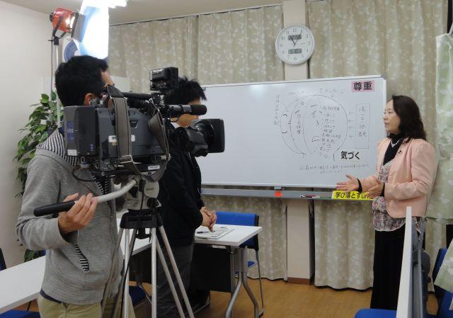 大阪毎日放送、ステップの活動が紹介されます。_b0154492_1137112.jpg