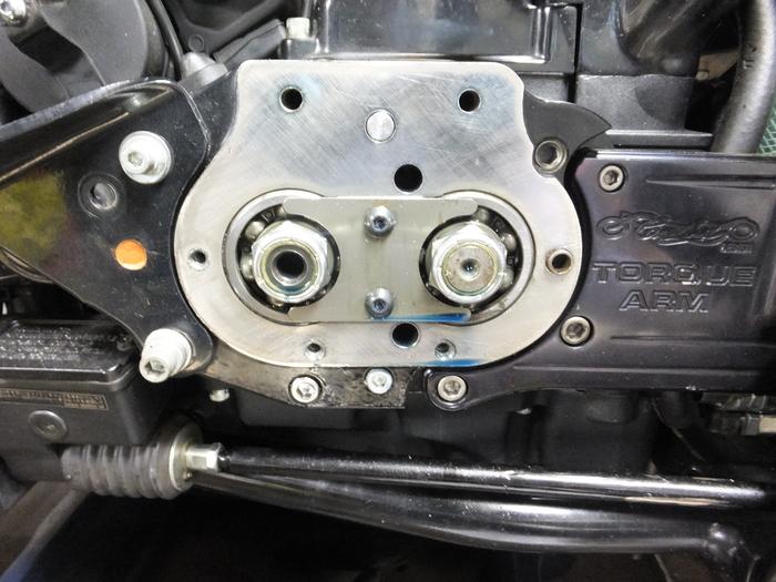 マイローライダーは油圧クラッチに決定!_c0226202_18145321.jpg