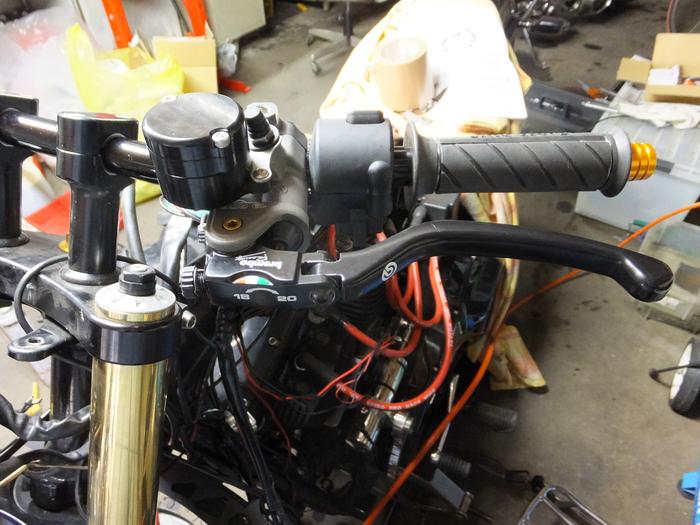 マイローライダーは油圧クラッチに決定!_c0226202_18173641.jpg