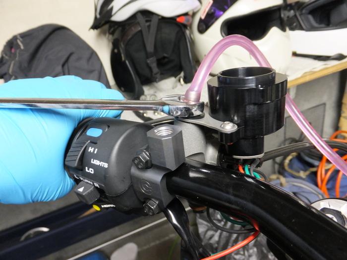 マイローライダーは油圧クラッチに決定!_c0226202_18195681.jpg