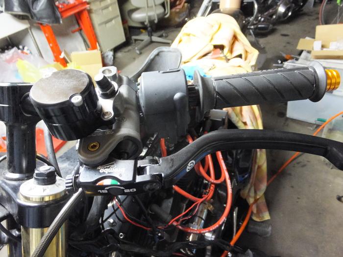 マイローライダーは油圧クラッチに決定!_c0226202_18201681.jpg