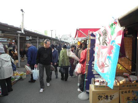 岩泉を旅する前に、盛岡神子田朝市もおすすめ!_b0206037_19451727.jpg