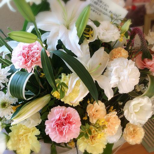 お花のお礼_c0264744_14205276.jpg
