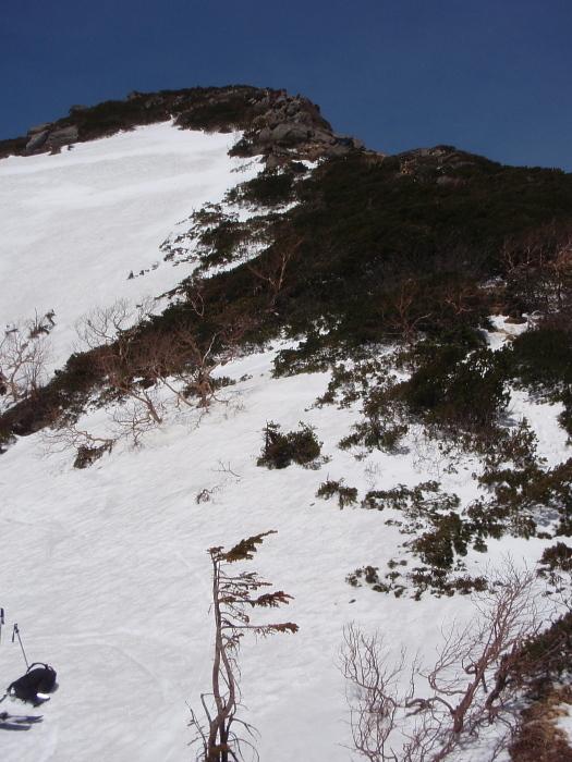 燧ケ岳山頂サミット その2_e0292469_16484846.jpg