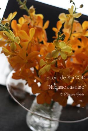 """2014 """"Madame Jasmin\"""" レッスン・レポ ~テーブル編 1~_c0138180_158016.jpg"""