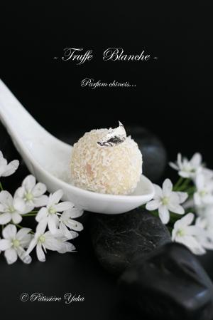 「truffe Blanche」_c0138180_23135466.jpg