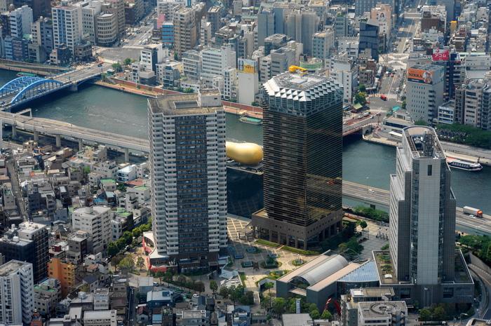 東京スカイツリーからの展望_b0093088_7135474.jpg