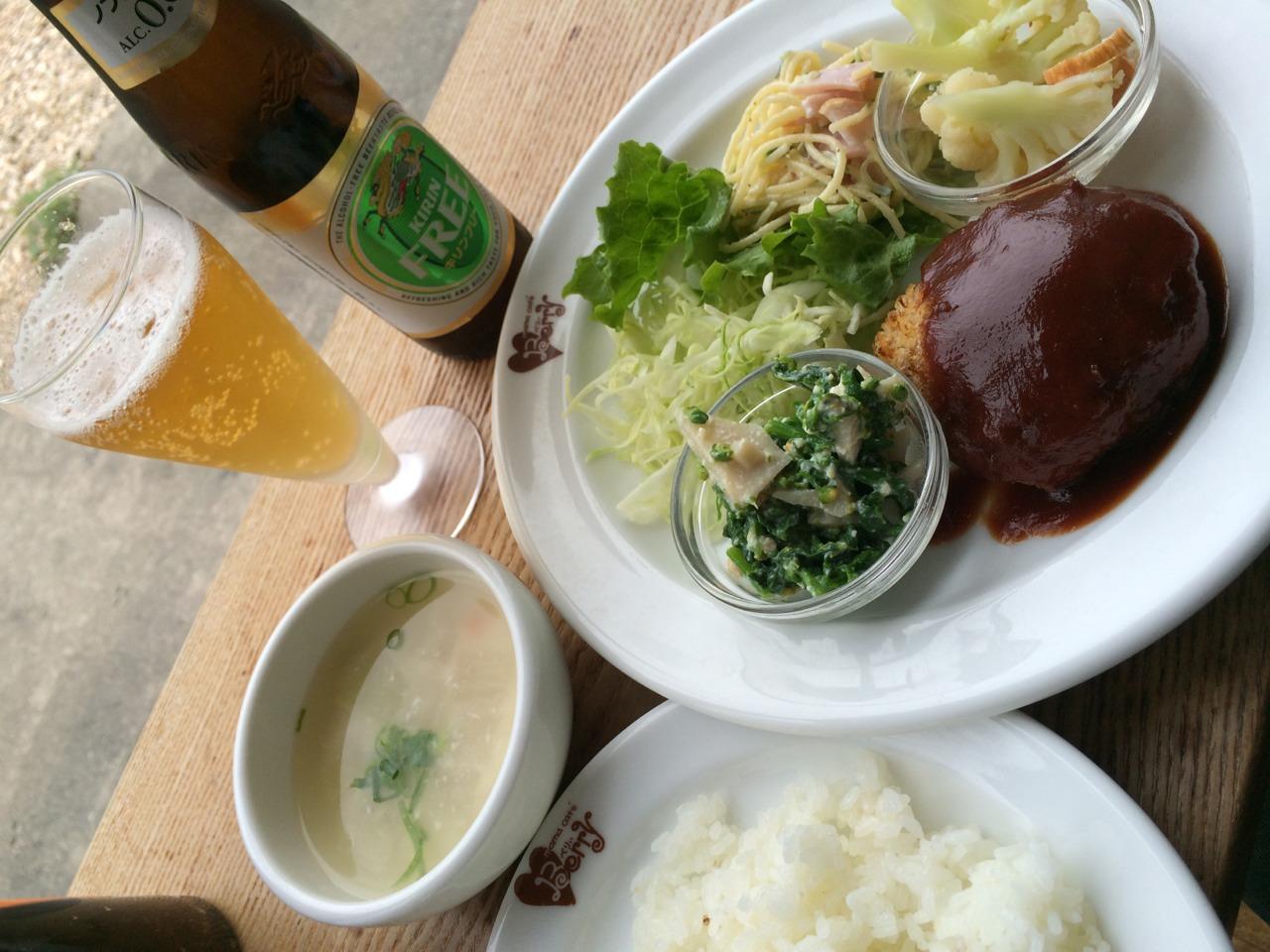 Cafe  Berry  @青谷 でランチ_e0115904_3452526.jpg