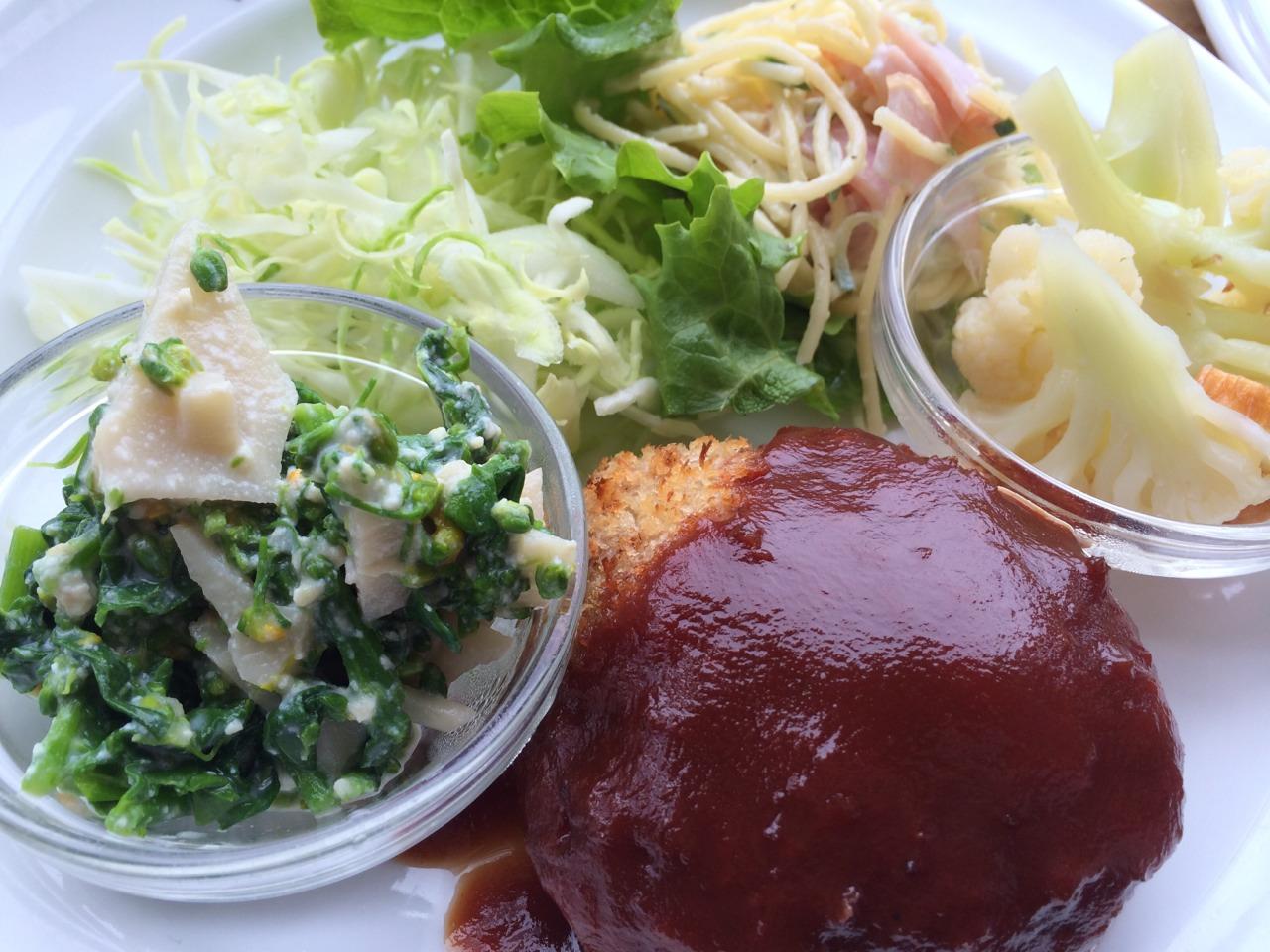 Cafe  Berry  @青谷 でランチ_e0115904_3455953.jpg