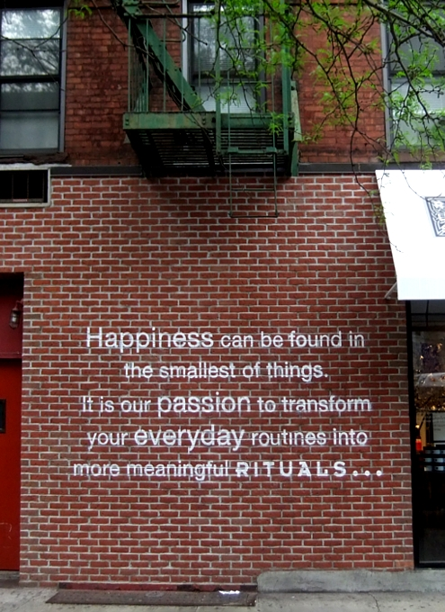 Happiness can be found in the smallest of things 幸せは日々の些細な事柄の中に・・・_b0007805_23494859.jpg