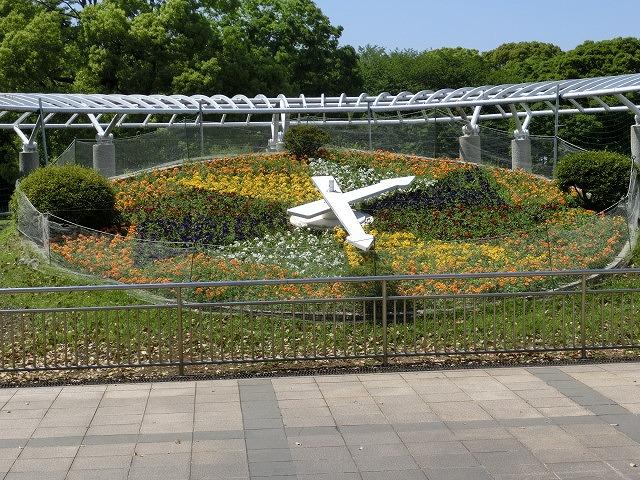 風がさわやか! 30年が経過し、風格が備わった富士中央公園_f0141310_740081.jpg