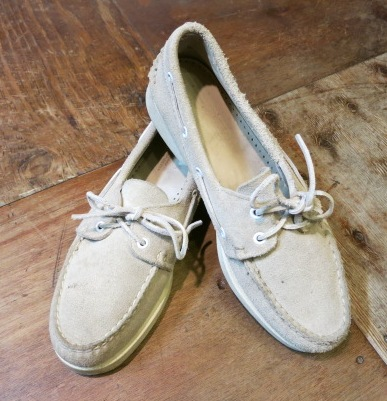 5/17(土)入荷!スェードSPERRY TOPSIDER SHOES!_c0144020_14561798.jpg