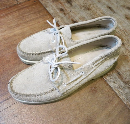 5/17(土)入荷!スェードSPERRY TOPSIDER SHOES!_c0144020_14561836.jpg