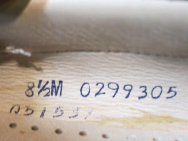 5/17(土)入荷!スェードSPERRY TOPSIDER SHOES!_c0144020_14562275.jpg