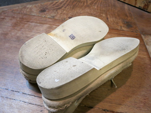 5/17(土)入荷!スェードSPERRY TOPSIDER SHOES!_c0144020_14562457.jpg