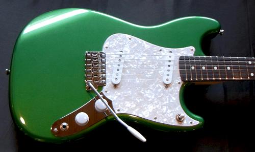 「Green Mica MetallicのPsychelone 1本目」が完成〜!_e0053731_19464280.jpg
