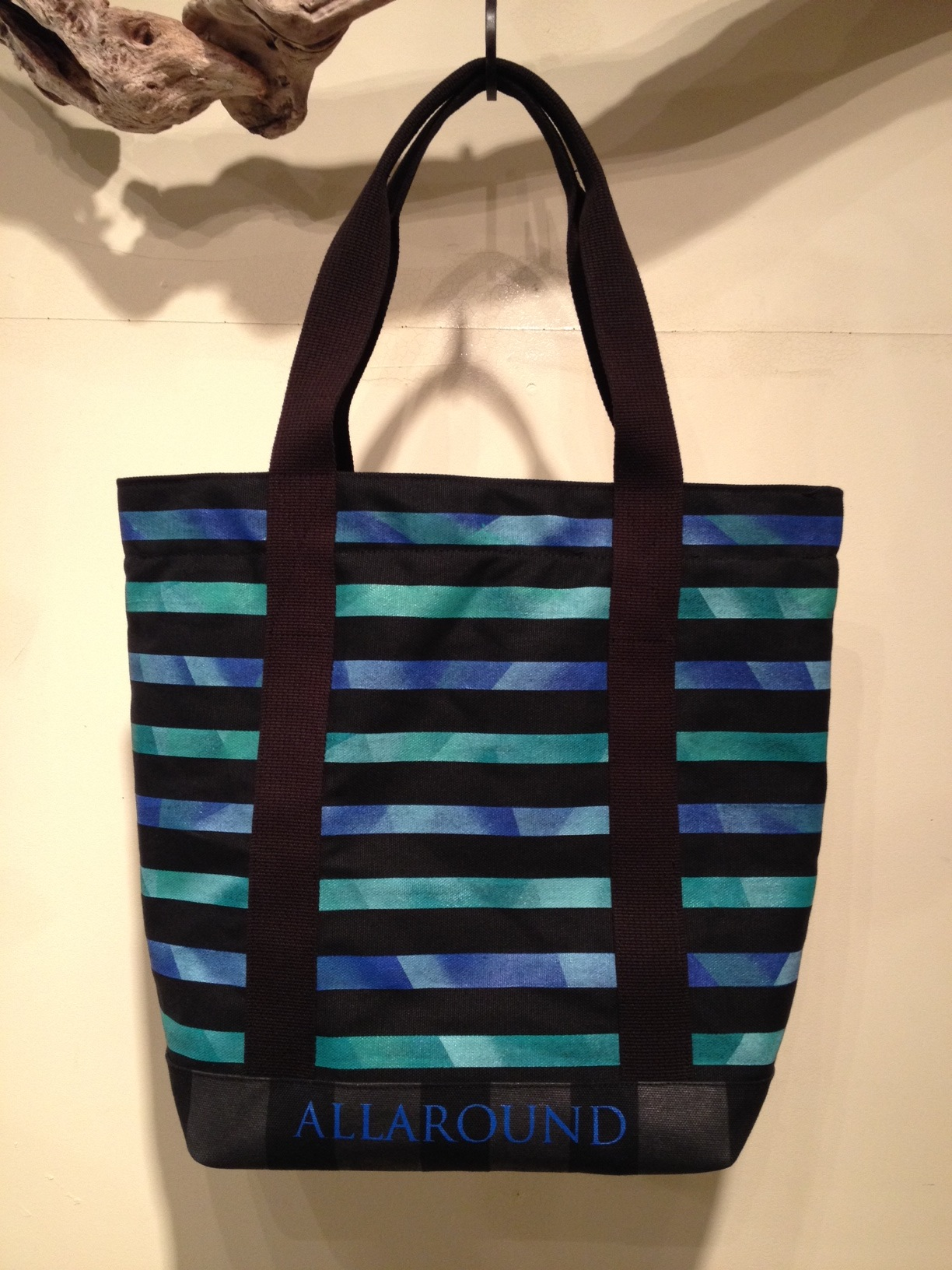 W FACE TOTE BAG_f0126931_16402162.jpg