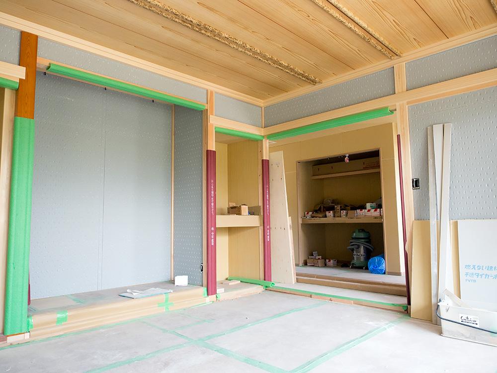 風格ある木造平屋オール電化の邸宅 -第4回-_a0163962_814512.jpg