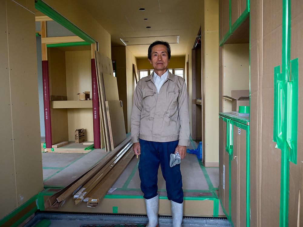 風格ある木造平屋オール電化の邸宅 -第4回-_a0163962_815651.jpg