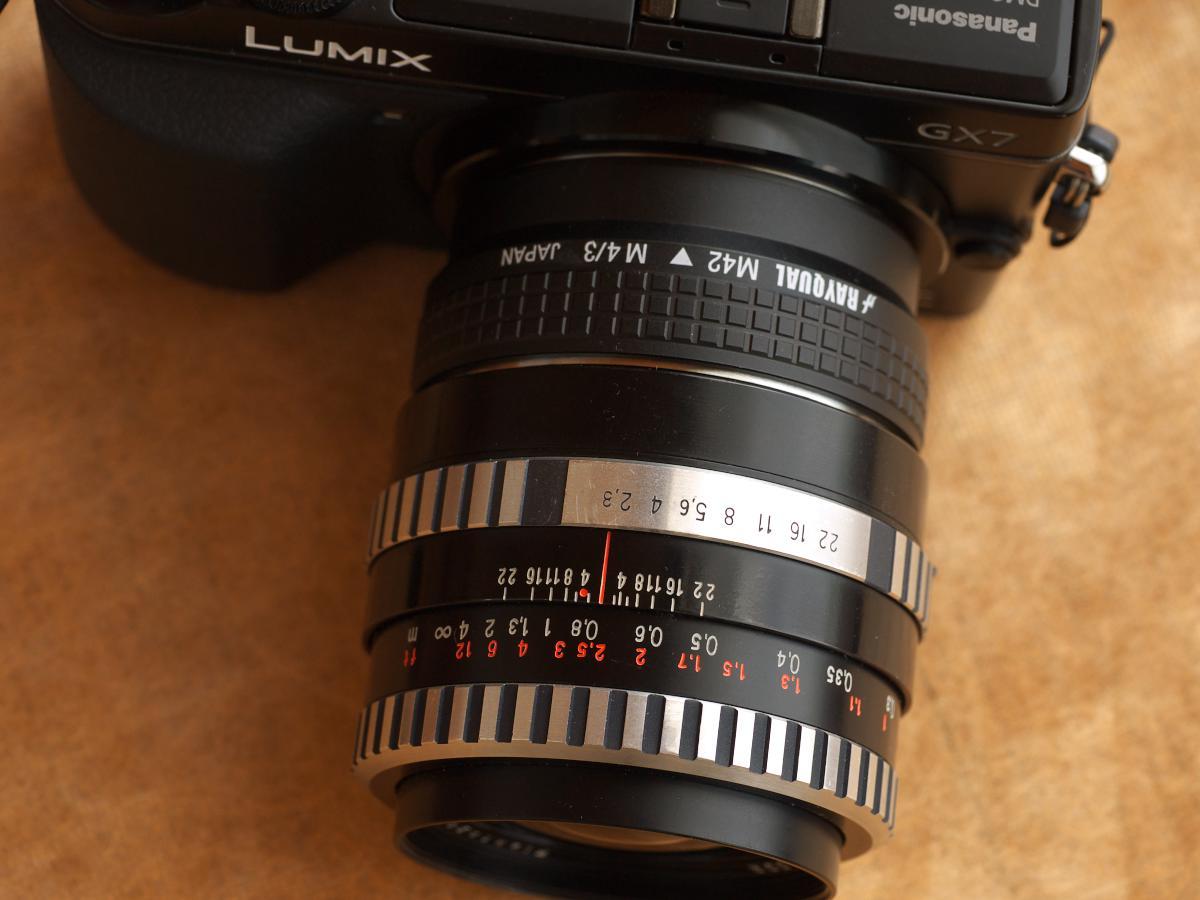 Flektogon 35mm F2.8 (中期型・ゼブラ模様) レンズ性能_b0161171_17135099.jpg