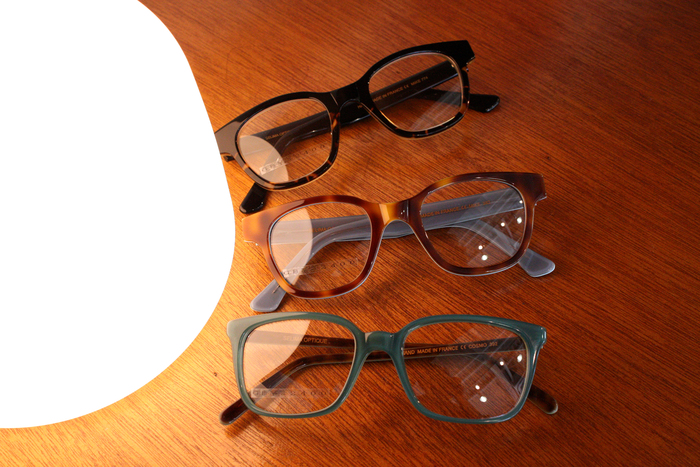 「SELIMA OPTIQUE COSMO 392、MIKE 774 382」_f0208675_16582914.jpg
