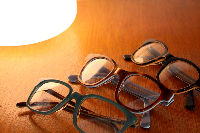 「SELIMA OPTIQUE COSMO 392、MIKE 774 382」_f0208675_1715978.jpg