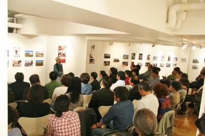渡辺一枝さん、チベットの現状を語るトークの会開かる_d0178431_13131469.jpg