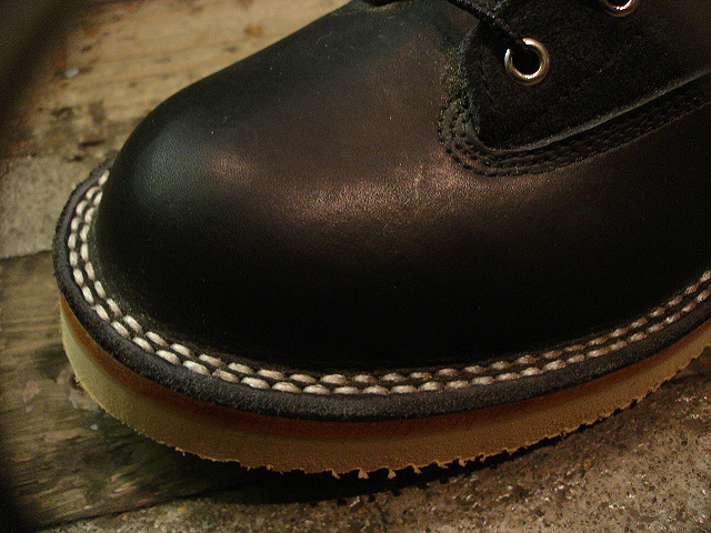 "NEW : [NICK\'S BOOTS] ""OXFORD 4inch\"" Oiled & Rough Out Leather !!_a0132147_28527.jpg"