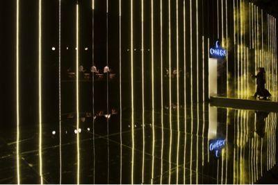 ジョージ・クルーニー、オメガのエクスクルーシブイベントに登場!_f0039351_20435953.jpg