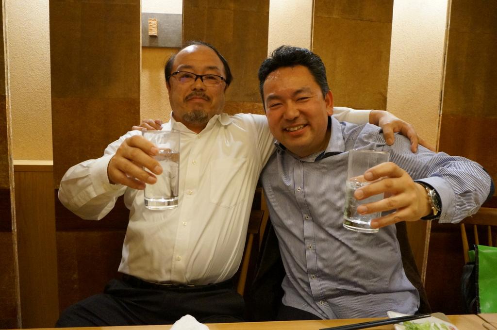帰国日記@伯林 渋谷の鶏料理専門店にて。_c0180686_07192595.jpg