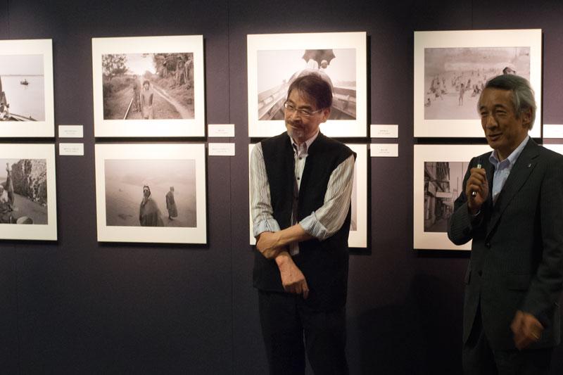 140512 / 鬼海弘雄写真展「INDIA 1982-2011」_c0129690_15243159.jpg