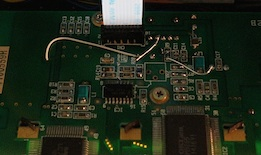 【TS-850S】表示部修理完了_d0106518_2113126.jpg