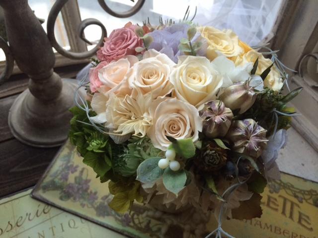 ご結婚&お誕生日の贈り物_e0128024_9532915.jpg