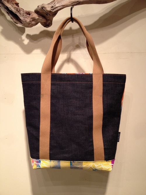 W FACE TOTE BAG(DENIM Ver.)_f0126931_18205723.jpg