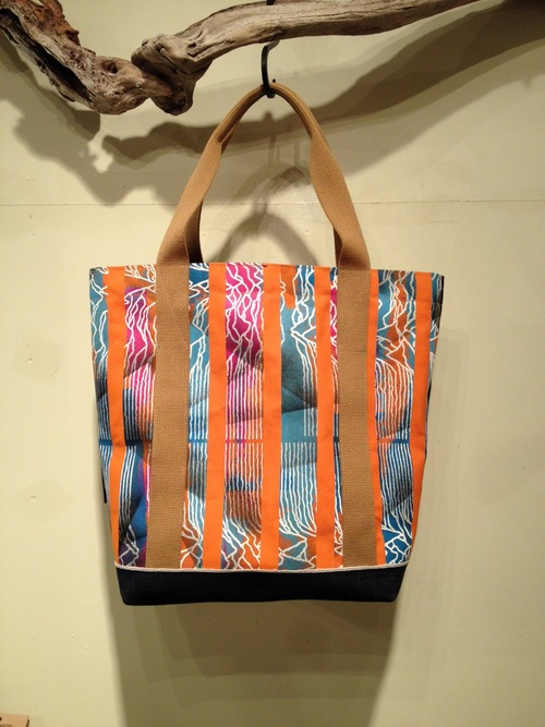W FACE TOTE BAG(DENIM Ver.)_f0126931_1821221.jpg
