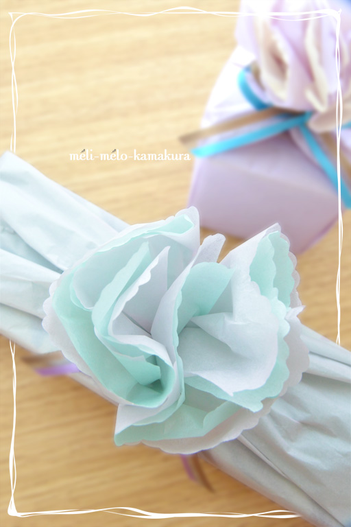 ◆Wrapping*Mother\'s Day_f0251032_2145594.jpg