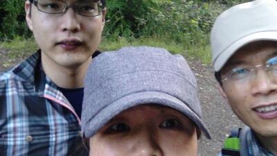天王山登頂!_a0272042_20563573.jpg
