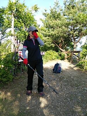 天王山登頂!_a0272042_21243397.jpg